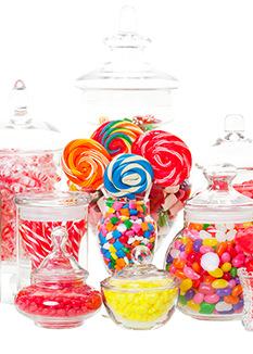 candy buffet lollies