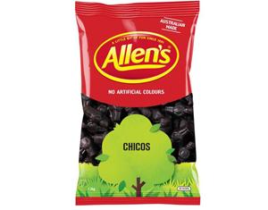 Chicos Allen's 1.3kg - Lollies