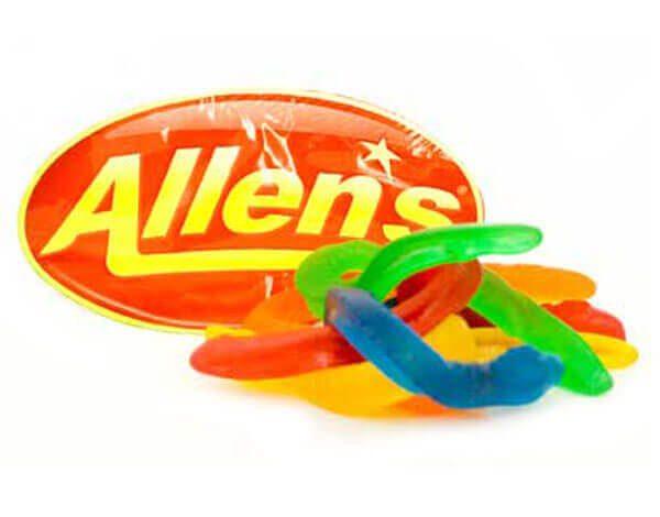 Snakes Alive – Allen's Lollies