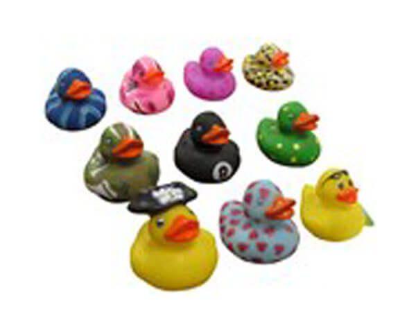 Assorted Rubber Duck 5cm