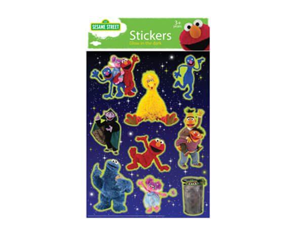 Sesame-Street-Glow-Stickers-MyLollies