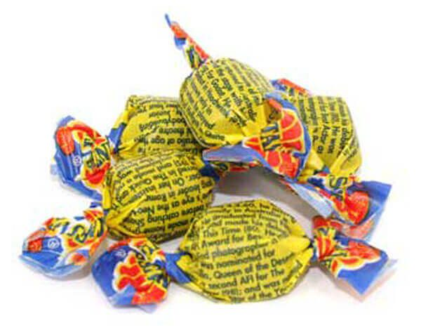Chocolate Fantales – Allen's 1kg