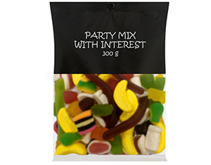 Kingsway Party Mix with Interest