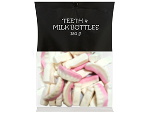 Kingsway Teeth & Milk Bottles