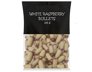 Kingsway White Raspberry Bullets