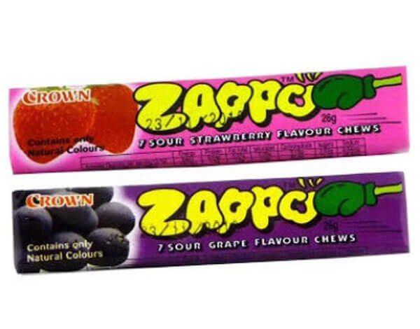 Zappo 26g - Lollies
