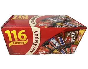 MyLollies Mars Variety Chocolate Box