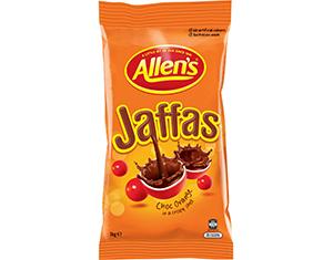 Chocolate Jaffas – Allen's 1kg