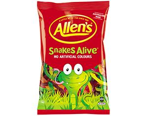 Snakes Alive – Allen's 1.3kg