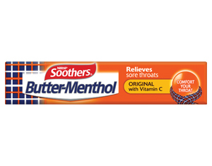 Butter Menthol Stick