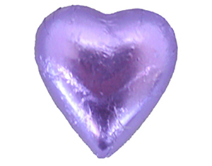 Chocolate Hearts Mauve