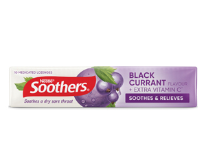 Soothers Blackcurrant