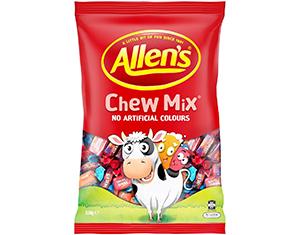 Allens Chew Mix 830g