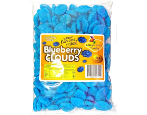 Blueberry Clouds