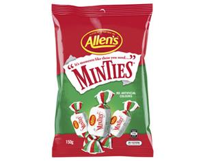 Allen's Minties 150g