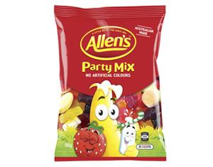 Allen's Party Mix 190g