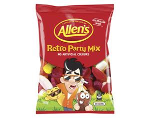 Allen's Retro Party Mix 190g