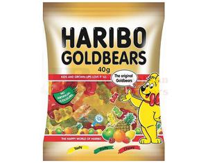 Haribo Gold Bears 40g