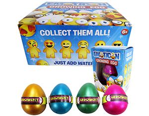 Emoticon Growing Egg