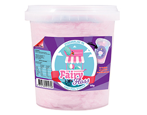 Fairy Floss Tub
