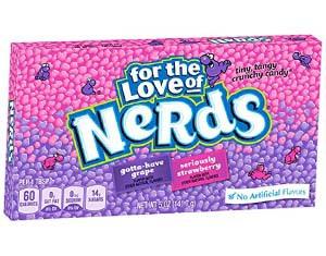 Nerds Strawberry & Grape