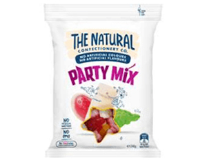 Party Mix - The Natural Confectionery Company