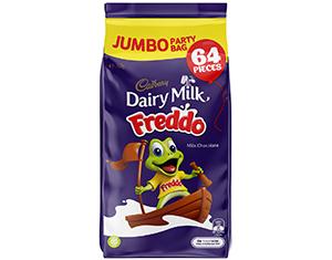 Freddo Frog 64 pack