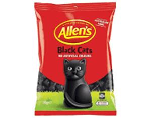 Allen's Black Cats 170g
